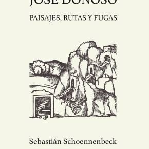 Cuatro párrafos para Sebastián. Presentación del libro 'José Donoso: paisajes, rutas yfugas'