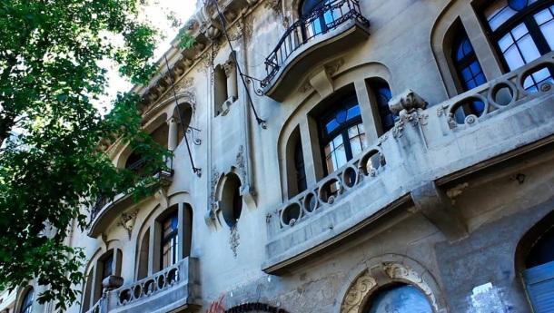 Colegio de Arquitectos de Chile. Fotografía de Gonzalo Gárate