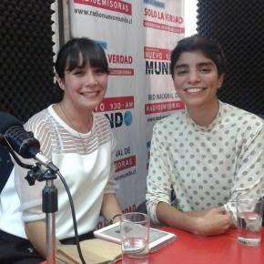 Entrevista a CECLI en Todo por la tarde de Radio NuevoMundo