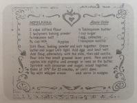 Cuaderno de recetas de Marguerite Yourcenar, p. 103