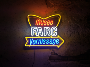 Museo FARC Vernissage