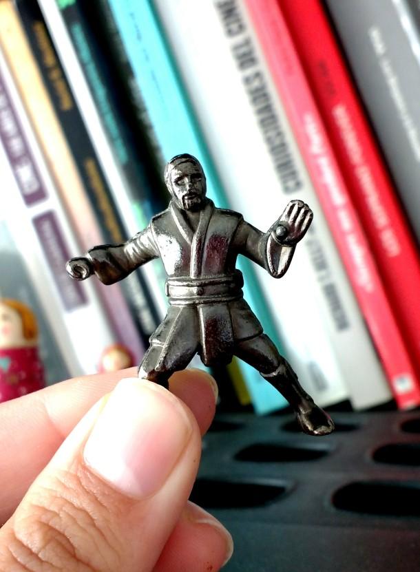 3-Obi Wan Kenobi