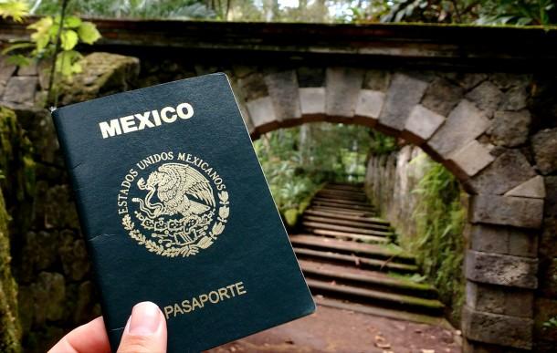 7. Pasaporte