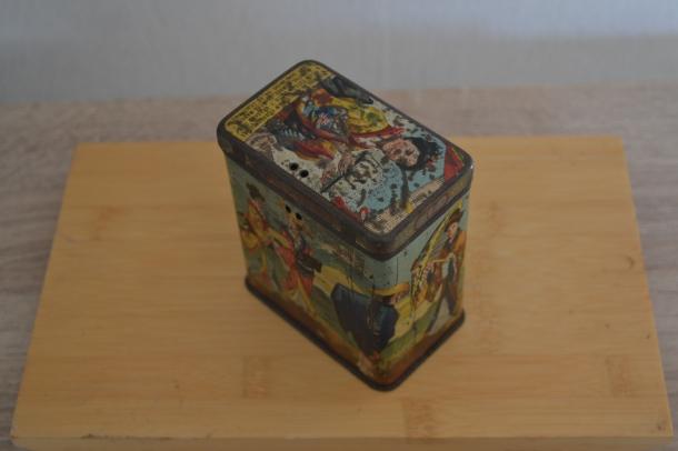 Caja de lata