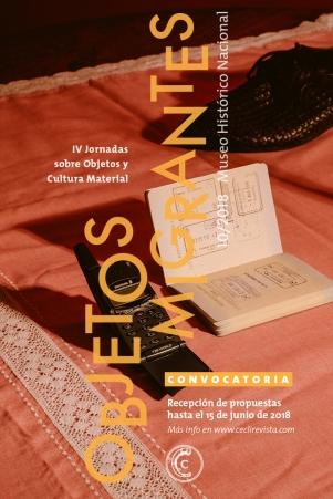 IV Jornadas CECLI. Objetos migrantes