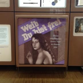 """""""Mujer, eres libre"""": El museo de la Anticoncepción y elAborto"""