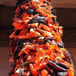 Objetos en resistencia: Ai Weiwei enChile
