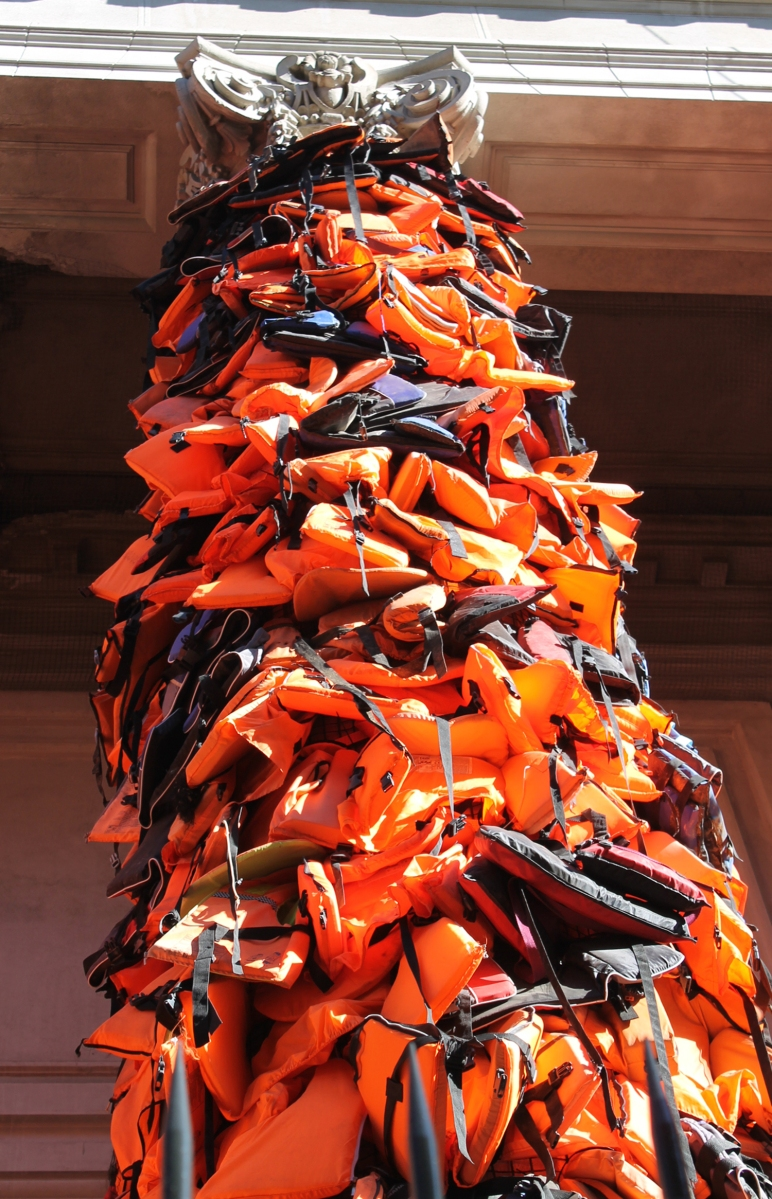 Objetos en resistencia: Ai Weiwei en Chile