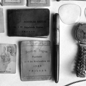 Objetos a la intemperie: Presentación del libro 'El empampado Riquelme' de FranciscoMouat