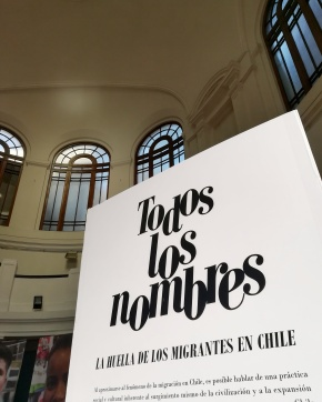 La huella de los migrantes en Chile en el ArchivoNacional