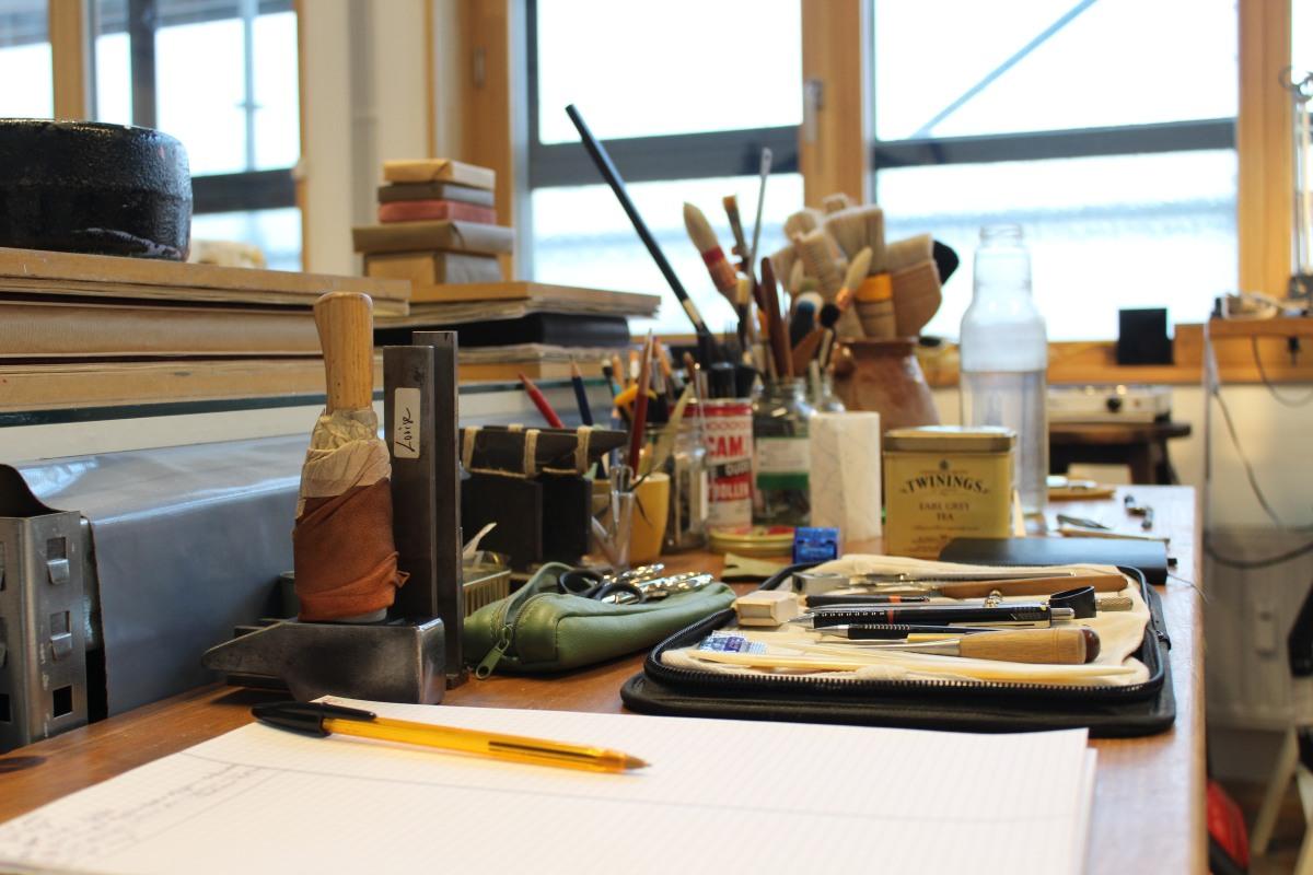 Encuadernación artística. Entrevista a Louise Bescond.