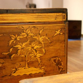Muebles de guardar. Exposición en el Museo de ArtesDecorativas