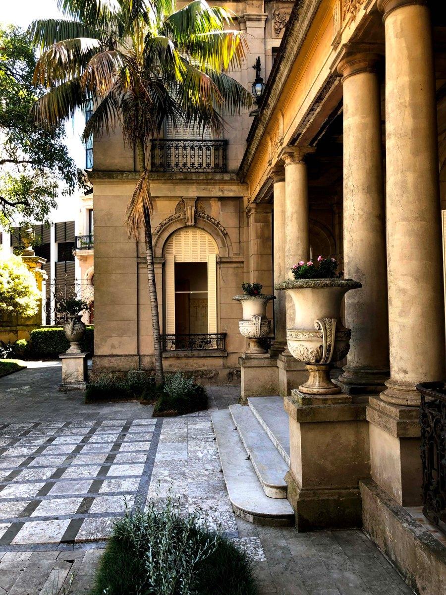 El Palacio Taranco. Uno de los secretos mejor guardados de Montevideo