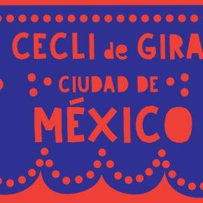 Gira de CECLI por Ciudad deMéxico