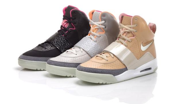 Nike Air Yeezy (Aiobot)